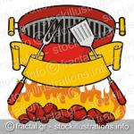 Barbeque grill 2
