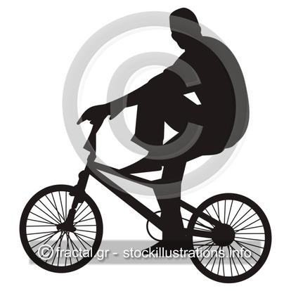 Bicycle rider 2
