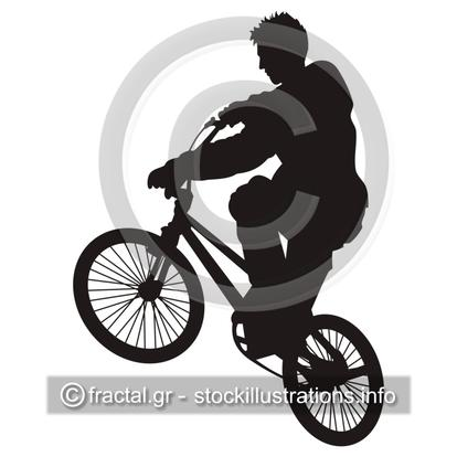Bicycle rider 5