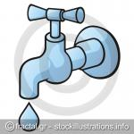 Tap dripping